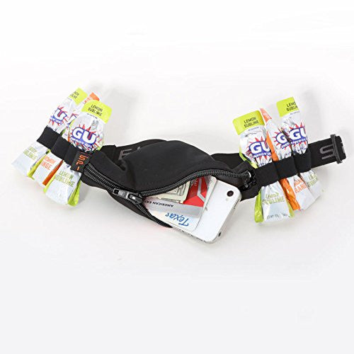 SPIbelt Running Pouch with Gel Loops