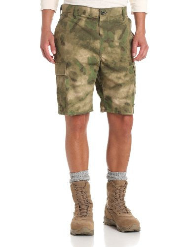 BDU Short (Battle Rip) Large (A-TACS FG Camo)