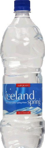 ICELAND SPRING Water - 12/1 LTR