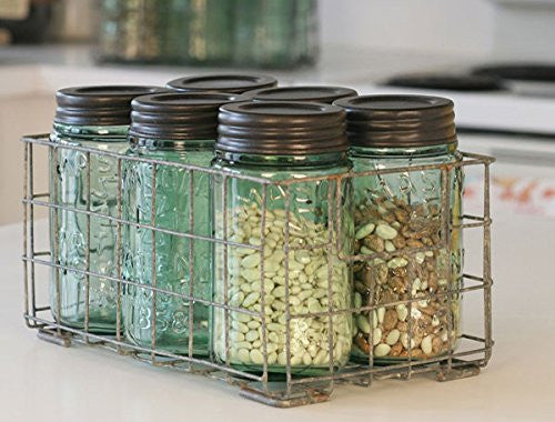 Mason Jar Basket - Pint
