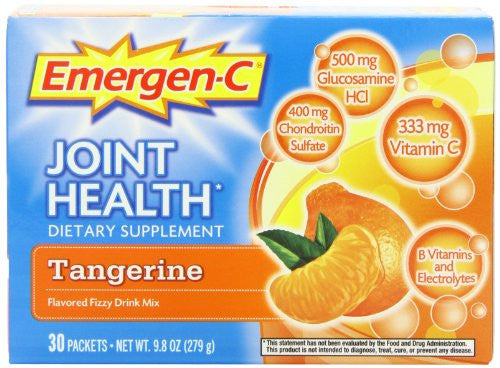 Alacer EMERGEN-C JOINT HLTH,TANG