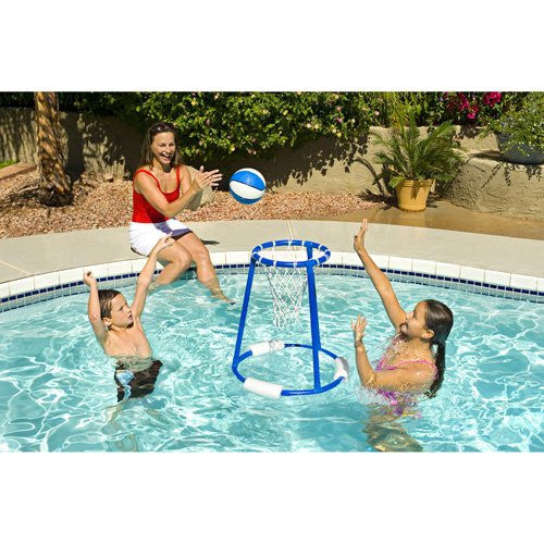 AquaHoop Floating Basketball Unit