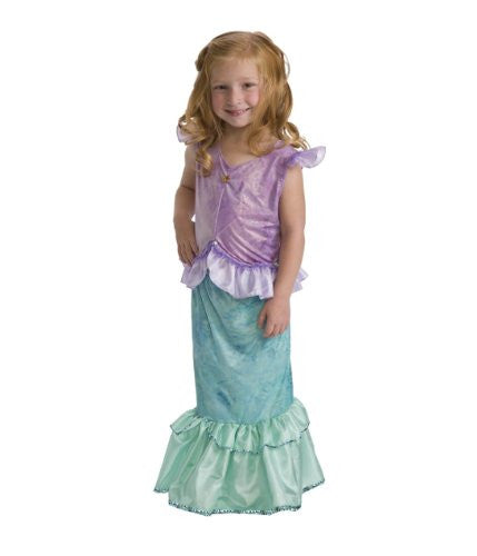 "NEW"" Mermaid Costume (XL 7-9 yrs, child 8, 42"")"