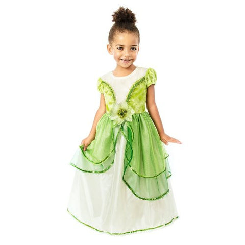 """NEW"" Lily Pad Princess (Sm 1-3 yrs, child 2T)"