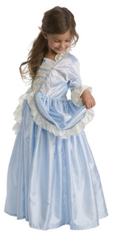 """NEW"" Blue Parisian Princess (XL 7-9 yrs, child 8)"