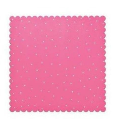Embellish Your Story Pink Magnetic Memo Board Large