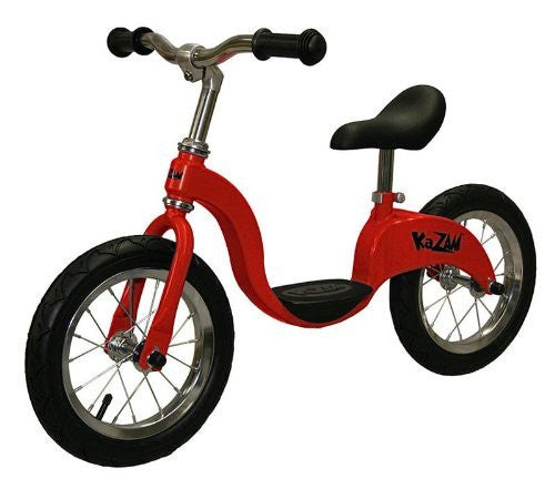 KaZAM Balance Bike, Red