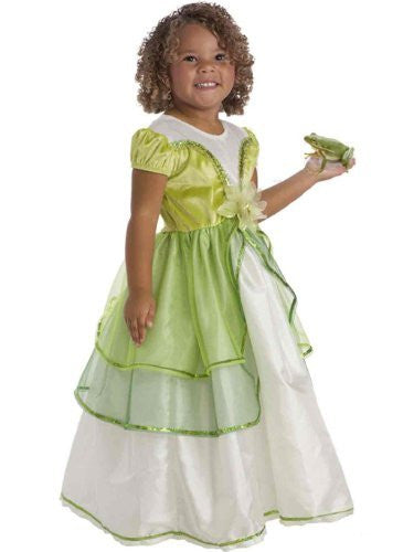 """NEW"" Lily Pad Princess Med 3-5 yrs, child 4"
