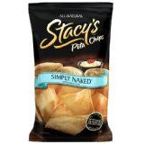 Pita Chips Simply Naked 8.0 OZ (Pack of 3)