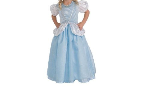 """NEW"" Deluxe Cinderella (Sm 1-3 yrs, child 2T, 27"")"