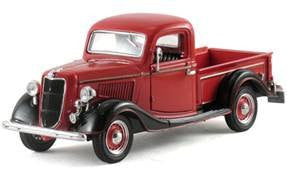 Arko - Ford Pickup Truck (1936, 1/32 scale diecast model car, Red)