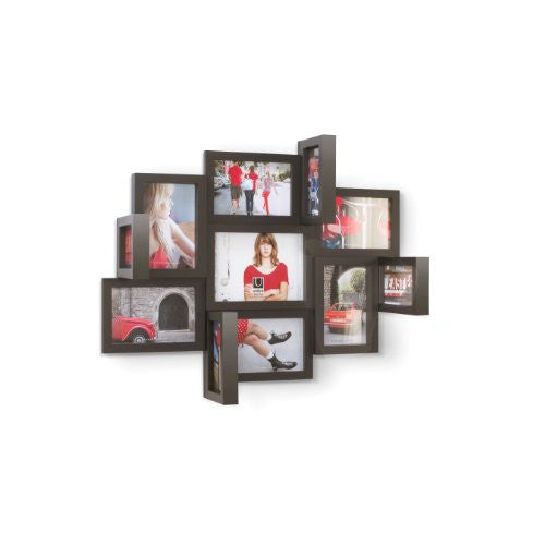 Umbra Perspective Multi Opening Wall Frame