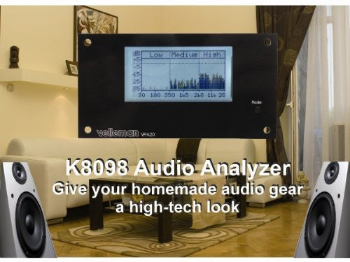 Audio Analyzer