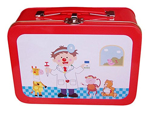 Doctor Wooden Accessory Set
