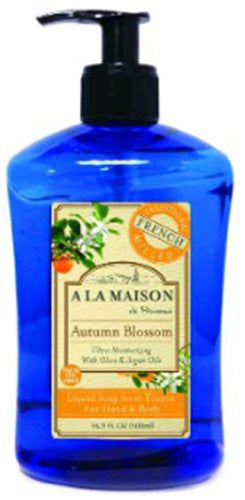 A La Maison FRENCH LIQ SOAP,AUTUMN