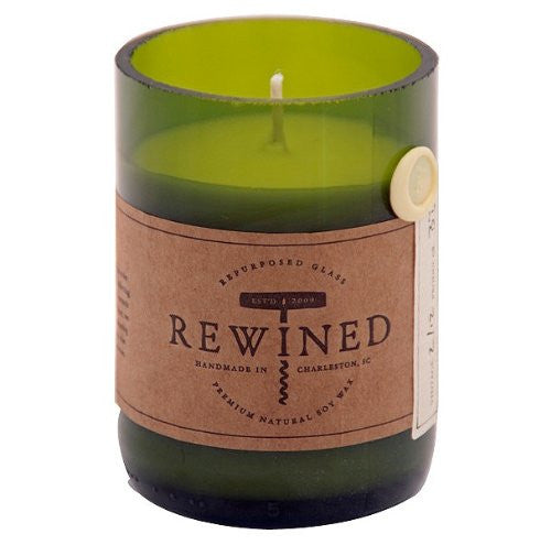 REWINED SIGNATURE CANDLE - CHAMPAGNE