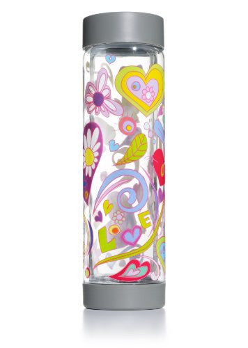 Glasstic Bottle Love 16 oz