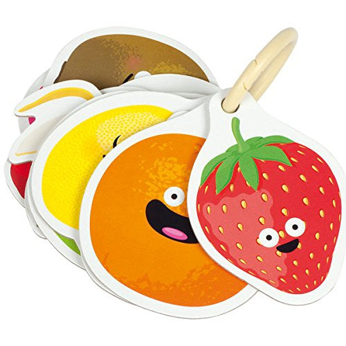 Multifrutti Scratch-n-Sniff Flash Cards