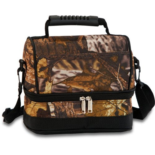Columbus Insulated Lunch Bag Camoflauge