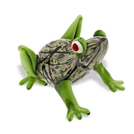 Art Glass Frog