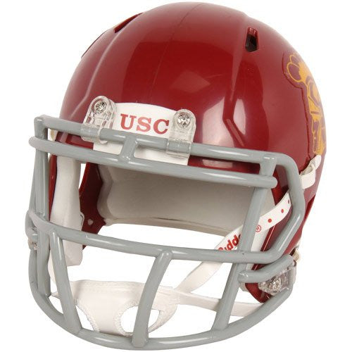 NCAA USC Trojans Speed Mini Helmet