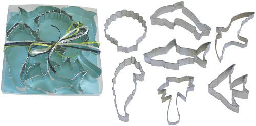 Seven Seas Tinplated Cookie Cutter