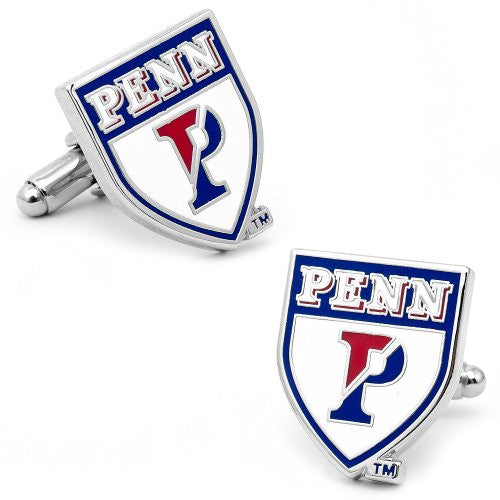 NCAA University of Pennsylvania Quakers Cufflinks