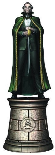 Batman Ra's Al Ghul Chess Piece with Collector Magazine