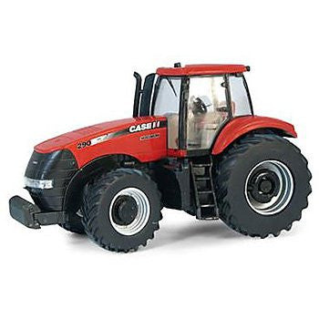 Tomy ERTL Case IH Agriculture - Magnum 290 Farm Tractor (2011, 1/32 scale diecast model car, Red)