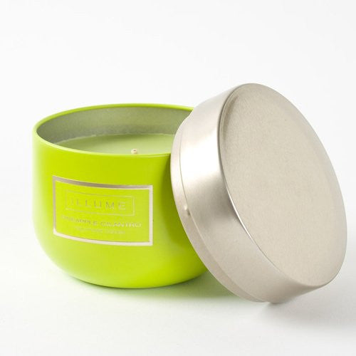 Essential Tin Candle, 8.5 oz - Pineapple Cilantro