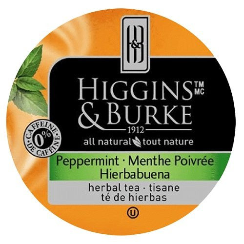 Higgins & Burke, Peppermint Tea