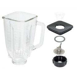 Oster 6pc Complete Glass Blender Jar Replacement Kit