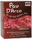 Pau D' Arco - Traditional wellness tea - 24/Box
