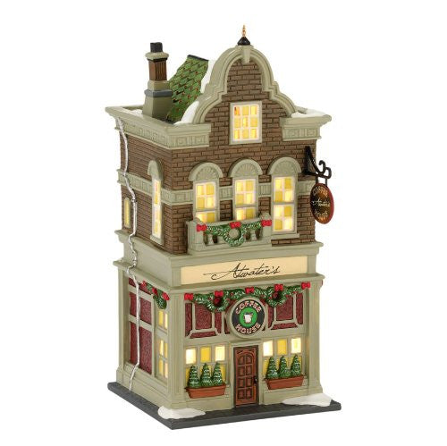 Department 56 Atwater's Coffee House
