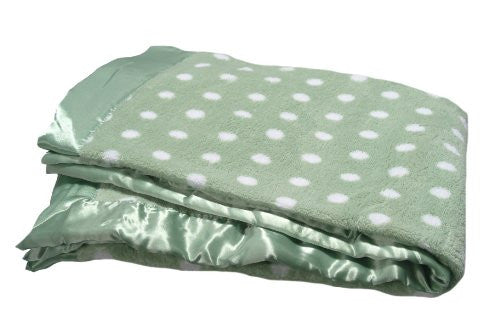 Bubbles Blanket, Green