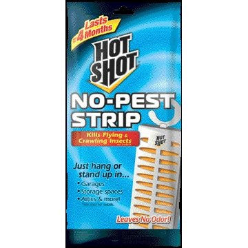 HOT SHOT NO PEST STRIP