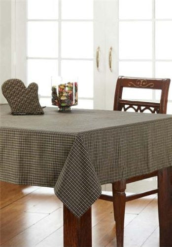 Kettle Grove Plaid Table Cloth 60x60