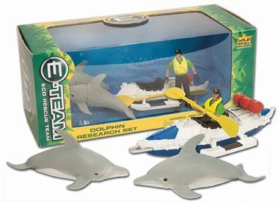 E-Team Box Truck with Dolphin