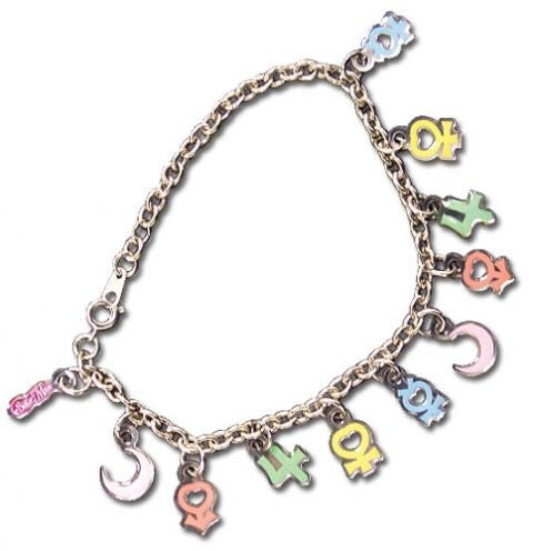 Sailormoon Symbols Bracelet