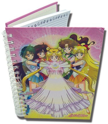 Sailormoon Moon Dress Hardcover Notebook