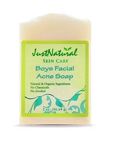 Boy's Facial  Acne Soap, 2oz