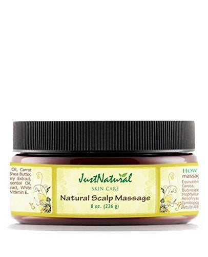 Natural Scalp Massage, 8oz