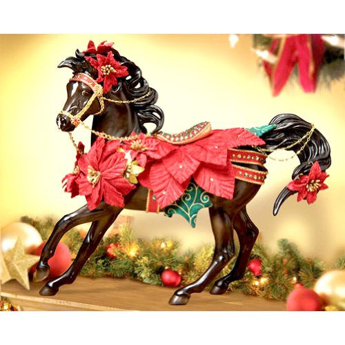 Breyer Noche Buena 2012 Holiday Horse - 16th in Series