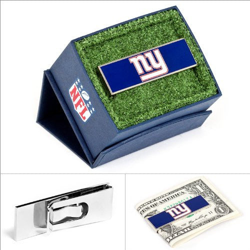 New York Giants Money Clip By Cufflinks Inc