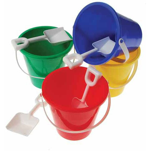 PAIL AND SHOVEL SETS/5 INCH