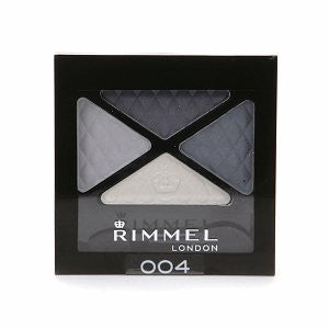 Glam'Eyes Quad Eye Shadow, Smokey Blue