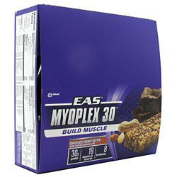 Myoplex 30 Bar (Flavor: Chocolate Peanut Butter) 6pk