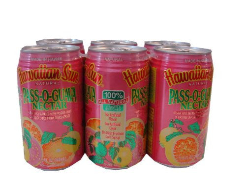 Drink Fruit Pass-O-Guava