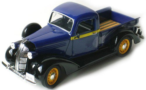 Signature Models - Dodge Pickup Truck (1936, 1/32 scale diecast model car, Blue)