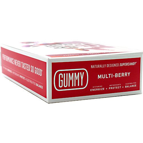 SNAP GUMMY MULTI BERRY 12/BOX